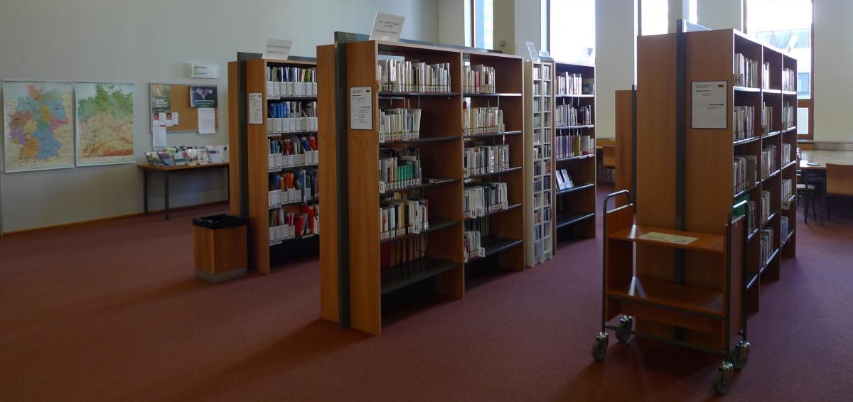 Německá knihovna