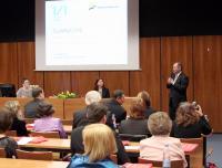 Slavnostní setkání knihoven obcí Jihomoravského kraje dne 11. 4. 2012