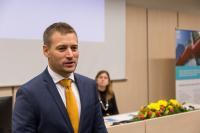 Ing. Tomáš Soukal, radní JMK za oblast kultury a památkové péče