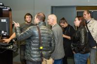 Exkurze do digitalizačního centra