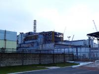 Turistou v Černobylu 30 let po havárii