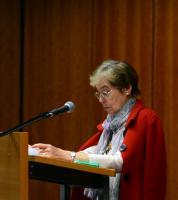 Paní ministerská radová Mag. Gertrude Kothaneková