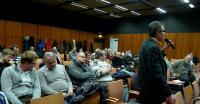 Zájem o doplňující informace ze strany publika byl velký.