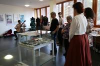 Slavnostní ukončení výstavy 70 let JAMU