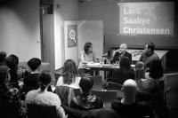 Setkání se spisovatelem Larsem Saabye Christensenem