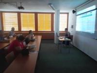 Výklad v malém sále ke službě EOD