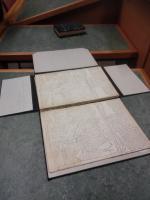 Biblia pauperum, tzv. Bible chudých, pravděpodobně z Nizozemí z let 1450–60, psaná latinsky, v majetku MZK