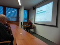 Seznámili se s možnostmi hledání periodik v OPAC i v Digitální knihovně MZK.