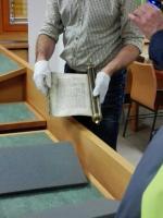 Ukázka židovské tóry