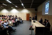 Slavnostní uvedení knihy / Moravská zemská knihovna vydává ztracený sešit básní Jana Zahradníčka