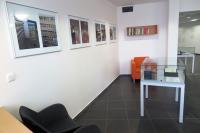 Výstava k patnáctému výročí otevření nové budovy knihovny