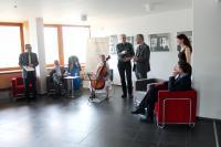 Zahájení výstavy Bertha von Suttner: Život pro mír/Ein Leben für den Frieden