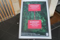 Roman Plášek: Co jsem potkal v lese (Obrazy) + Koncert Hlas a Bas