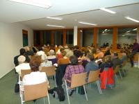 Autorské čtení Jana Faktora v malém sále MZK v Brně (3.11. 2010)