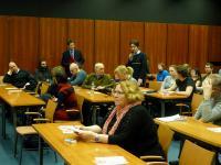 Dotazy z publika a diskuze po přednášce
