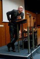 """Mgr. Milan Řepa, Ph.D. přednáší v rámci cyklu """"Odlišné jazyky - společné dějiny"""""""