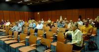Dotazy či názory ze strany publika k tématu přednášky.