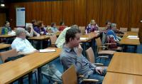Dotazy ze strany publika k přednášce pana Zwickera.