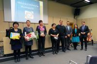 Slavnostní setkání profesionálních knihoven Jihomoravského kraje 2016