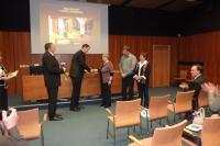 Slavnostní setkání knihoven obcí Jihomoravského kraje 4. dubna 2011