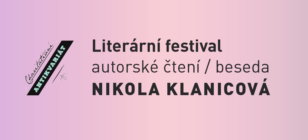 Literární festival: Nikola Klanicová
